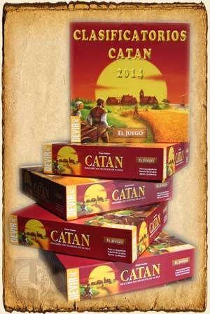 Torneos clasificatorios de #catan 2014 http://boardgamescave.wordpress.com/2014/02/07/calendario-provisional-de-torneos-clasificatorios-de-catan/