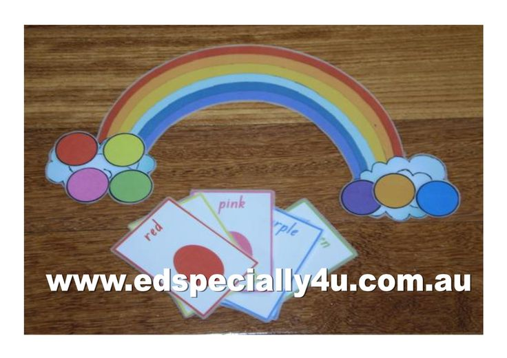 Sing a Rainbow-a motivating and hands-on learning resource for your music/singing, literacy and numeracy programs.  Visit www.edspecially4u.com.au to see all of our visual singing resources