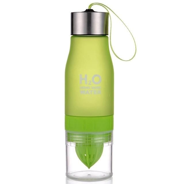 Fruit Infuser Sports Water Bottle by H2O
