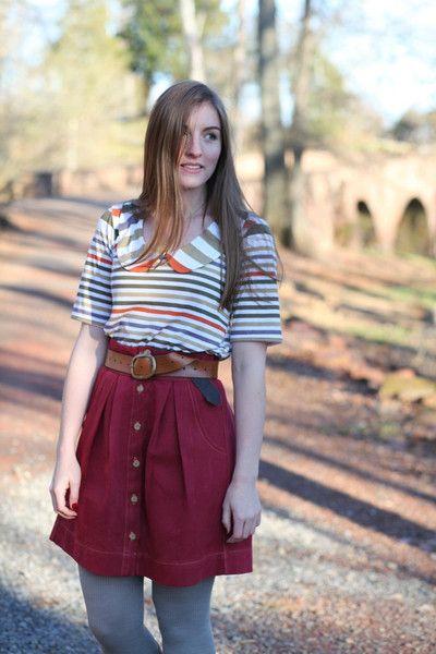 Kelly skirt sewing pattern