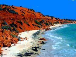 Cape Peron, Shark Bay, WA.