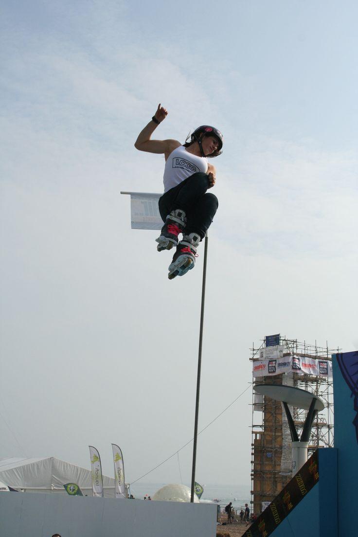 Roller skate xtreme - Inline Skate Show Www Streets United Com