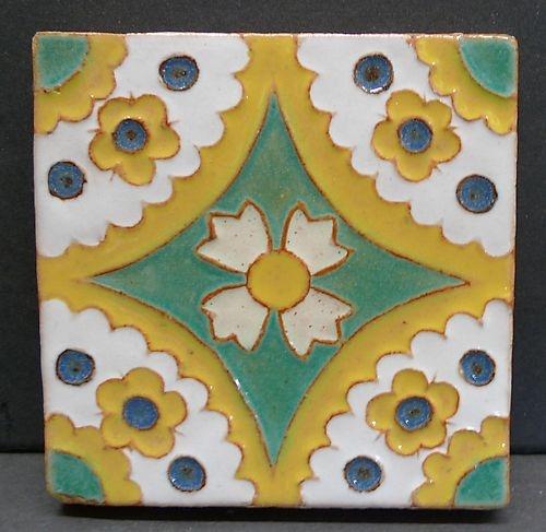 Barber Zanesville Ohio : ... colors. American Encaustic Tiling Company, Zanesville, OH 1875-1935