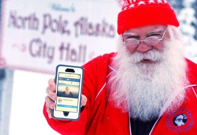 #News  Homem que se chama 'Papai Noel' de verdade tem conta suspensa pelo Facebook, ao achar que ele era fake
