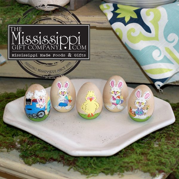 290 best best selling gifts images on pinterest mississippi the wooden easter eggs are finally here great for a gift or keepsake www negle Image collections