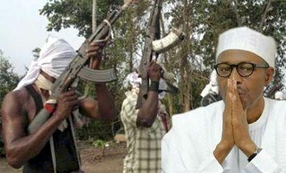 Ele & Elis Blog: Nigeria's unity not negotiable - Buhari to militan...