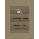 The King James Bible (with book and chapter navigation) (Kindle Edition)By King James dm