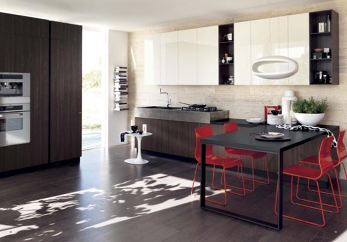 Scavolini Kitchens: Liberamente