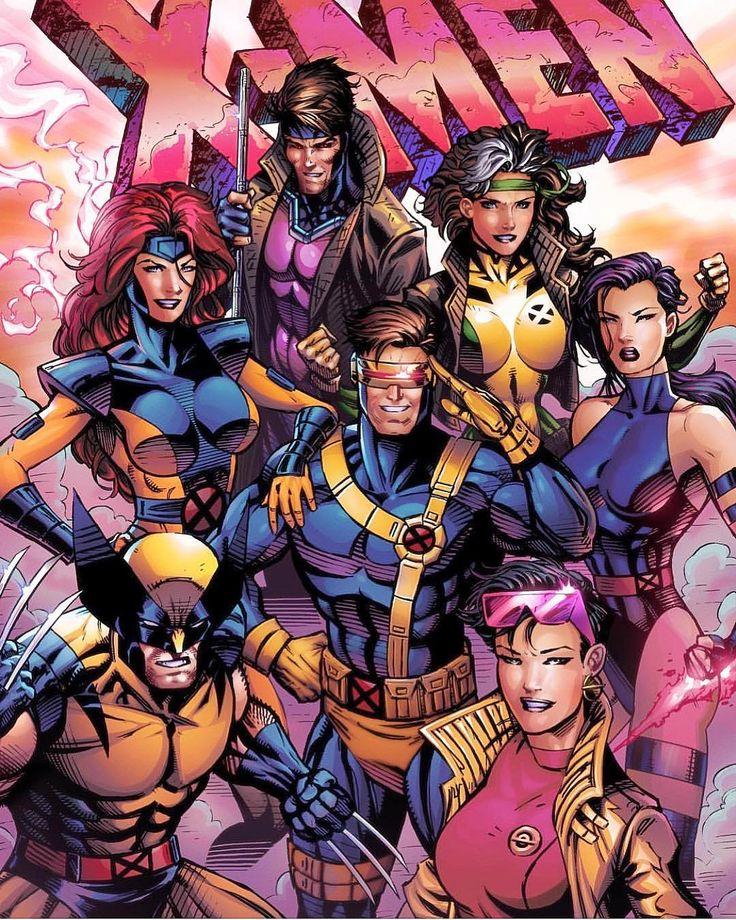 The SQUAD Tyler Cairns art #marvelcomics #Comics #marvel #comicbooks #avengers