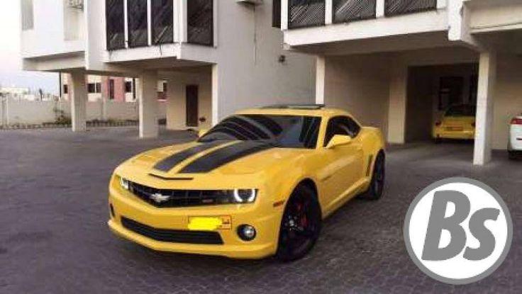 Chevrolet Camaro 2010 Muscat 80 000 Kms  6400 OMR  Al Malik 92221141  For more please visit Bisura.com  #oman #muscat #car #plate #plateinoman #platenumber #sellingplate #plateoman #classified #bisura #bisura4habtah #carsinoman #sellingcarsinoman #muscatoman #muscat_ads #chevrolet #camaro
