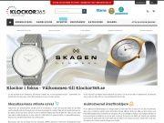 Klockor365.se rabattkod 10% rabatt på alla klockor från: Festina, Hugo Boss, Swiss Military och Triwa.