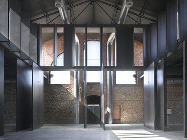 HANGAR 16 - Madrid, Spain - 2011 - Iñaqui Carnicero Architecture