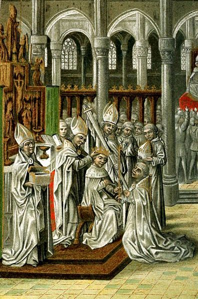 Richard II Is Deposed: Henry IV Becomes King of England  Richard and Henry were cousins and childhood friends. All that changed in 1399 after the death of Henry's father, John of Gaunt. Henry soon found himself exiled in France but gained the support of the Duke of Orleans to take the English throne for himself.