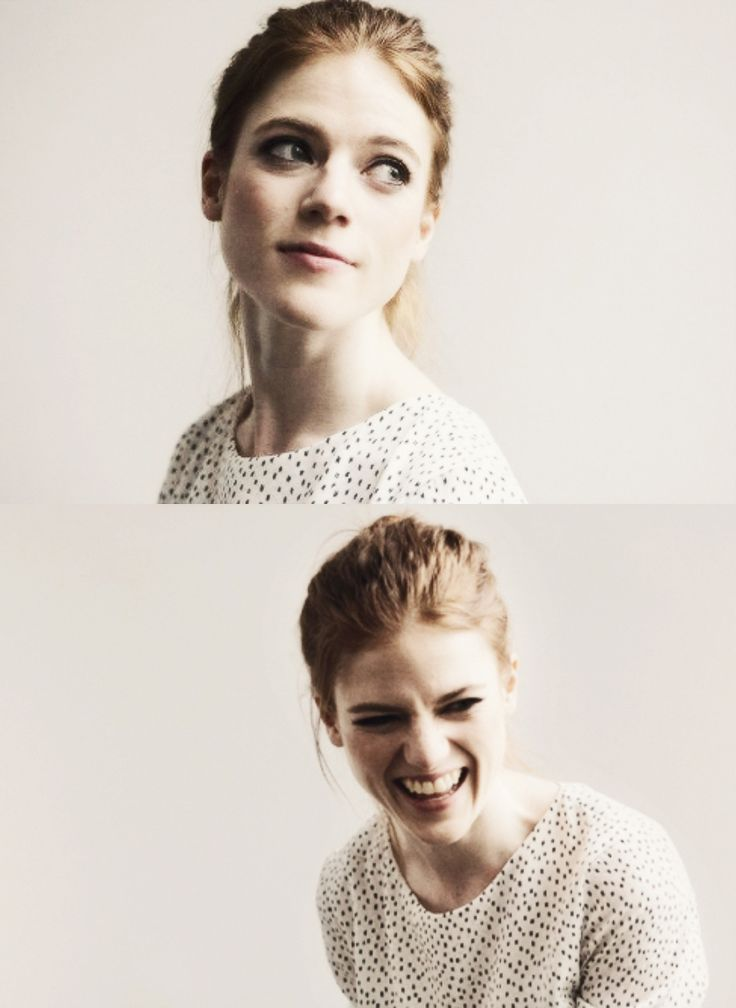 Rose Leslie. Saw her perform live at the Globe!