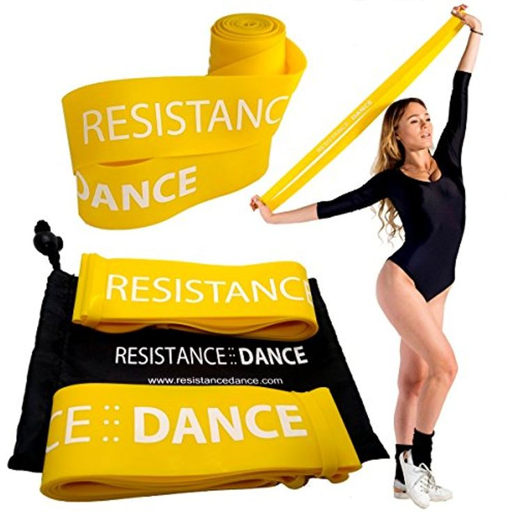 FitAction Resistance Dance - Loop Bands Exercise Equipment for Fitness, Yoga, Pilates, Stretch, Strength Training Workout, Boxing, Physical Therapy, Crossfit, any Dancing for All Muscle Types -- Read more  at the image link. (This is an affiliate link and I receive a commission for the sales)