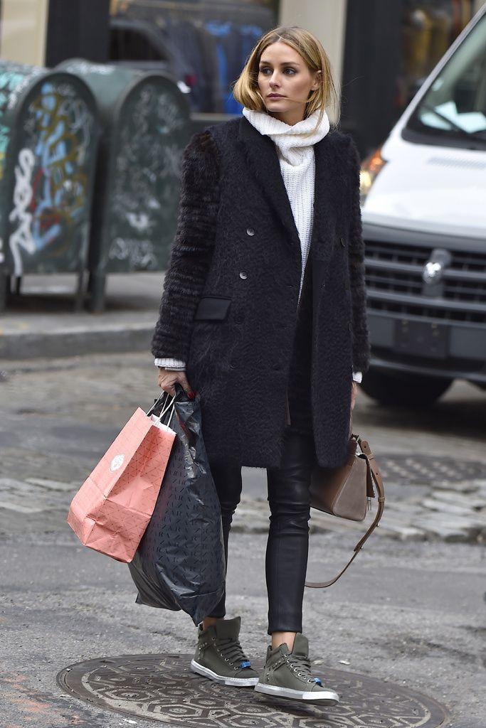 Olivia Palermo, streetstyle