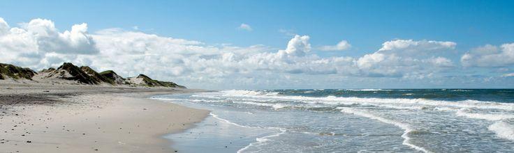 Ferienhaus Henne Strand an der Nordsee in Dänemark