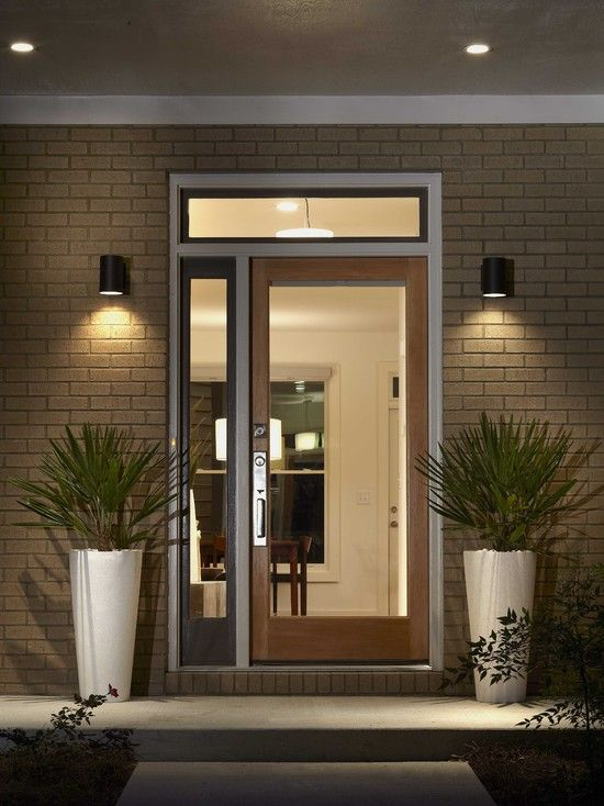 25 best ideas about Modern Exterior Lighting on Pinterest