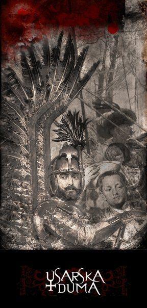 "A Hussar's Pride -Hetman Stanislaw Zolkiewski at the Siege of Pskov. A fragment of Jan Matejko's painting, ""Bathory at Pskov."""