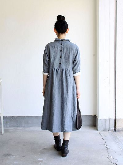 Bergfabel Linen dress 5