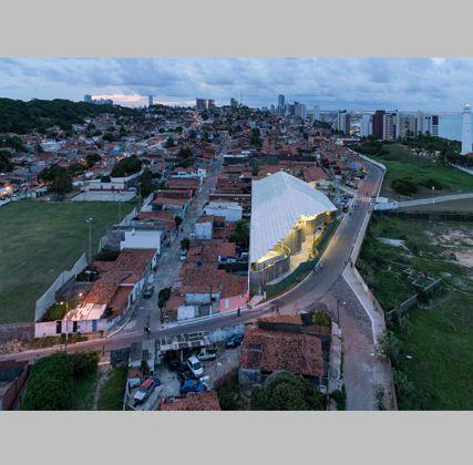 Herzog & de Meuron, Gimnasio Arena do Morro en Natal (Brasil) - Arquitectura Viva · Revistas de Arquitectura