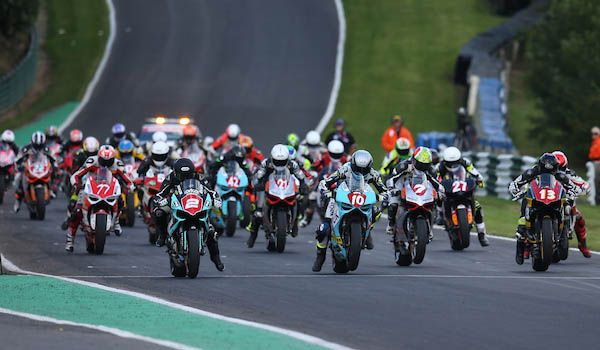 Ducati Performance TriOptions Cup returns this weekend