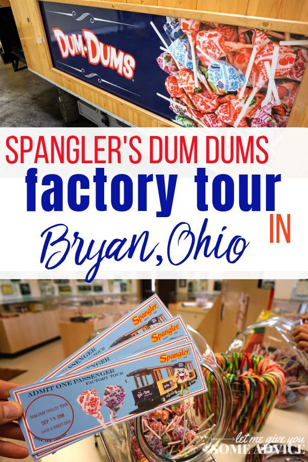 Enjoyable in Ohio With Children: Spangler Sweet Manufacturing unit Excursions