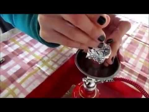 How to setup a Water Pipe Nargile preparation (5 χρόνια δικασμένος)