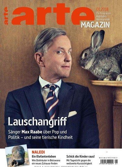 Lauschangriff: Sänger @Max_Raabe_PO über Pop und Politik – und seine tierische Kindheit. Jetzt in @ARTEde:  #arte #MaxRaabe