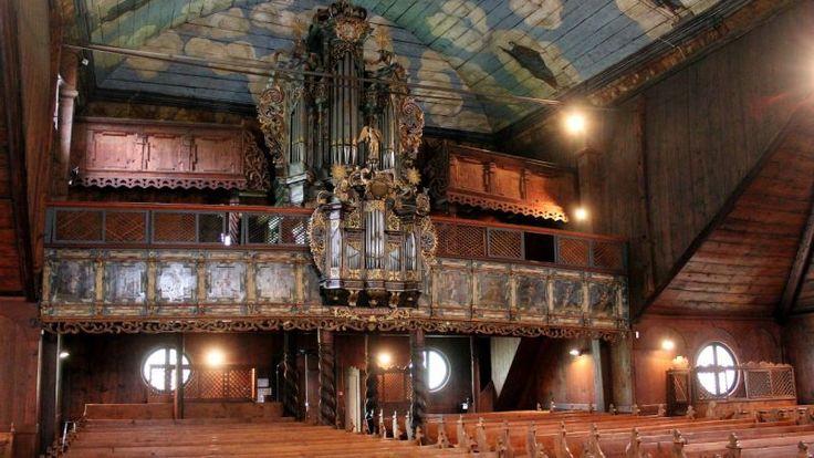 Jeden z najstarších organov na Slovensku nájdete v Kostole sv. Trojice v Kežmarku | Aktuality.sk