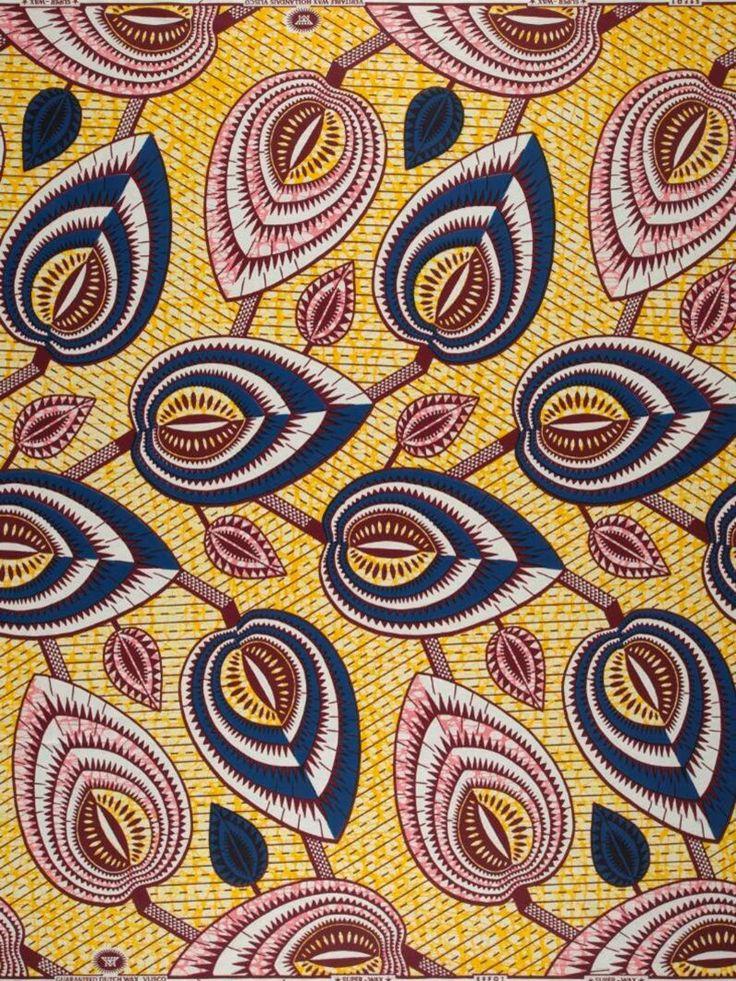 african fabric block wax prints vlisco patterns textiles textile fabrics motifs via printing tissu enregistree depuis