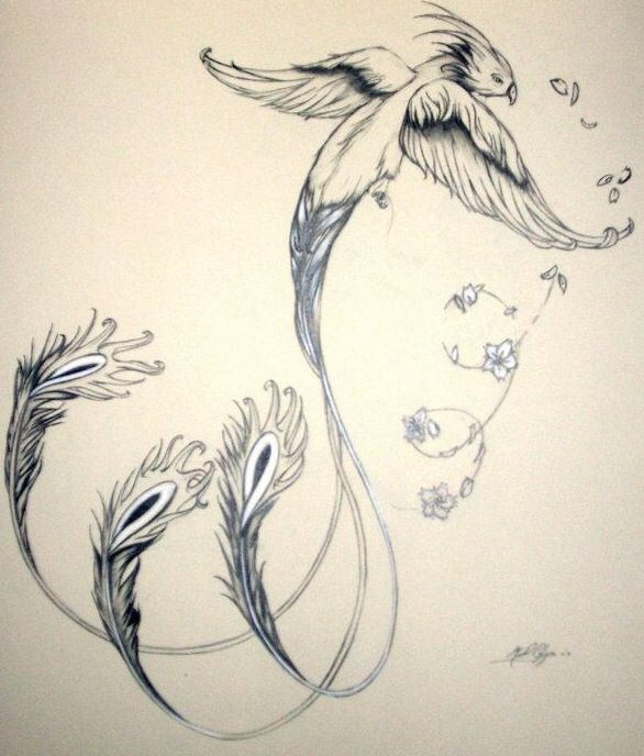 In want this tattoo on my rib cage...maybe my third tattoo