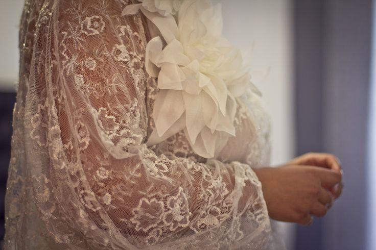 www.italianfelicity.com #weddingdress #italianstyle #lace