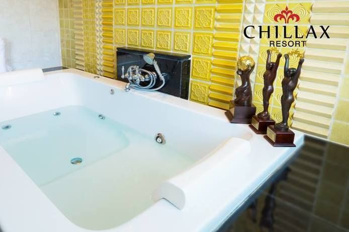 "Chillax Resort is the Triple winner of World Class Luxury hotel awards. It has been awarded with the prestigious Luxury Awards in 2015 for the second consecutive year after 2014. Chillax is also the winner of the World Travel awards 2015 under the category ""Thailand's Leading Boutique Hotel"".#chillax #romantic #resort #romantichotel #couplehotel #chillaxhotel #chill #boutiiquehotel #bangkoktravel #boutique #khaosanroad #chillaxresort"