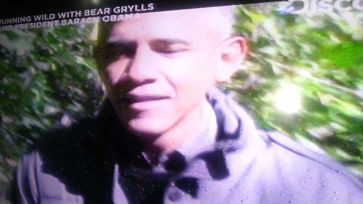 Running Wild Barack Obama with Bear Grylls Part 2
