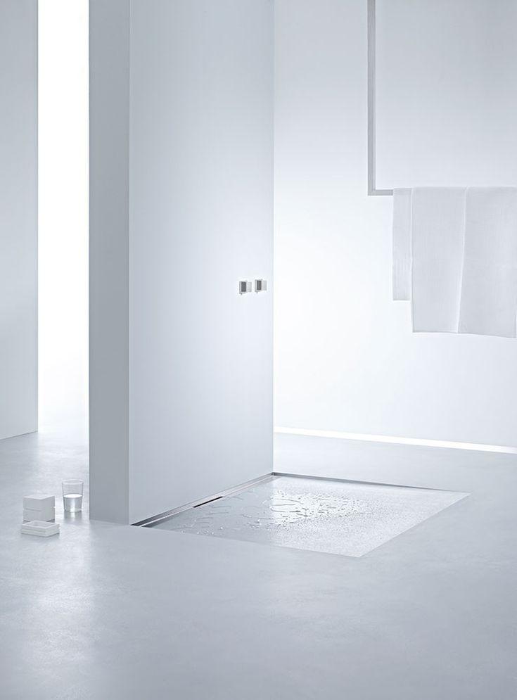 CeraWall S / Dallmer #interior #minimal #shower