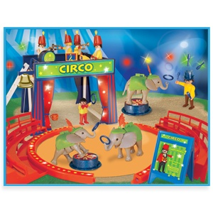 Playmobil 13553 Circus Arena Red_Antex Argentina // Not available - Shipping worldwide