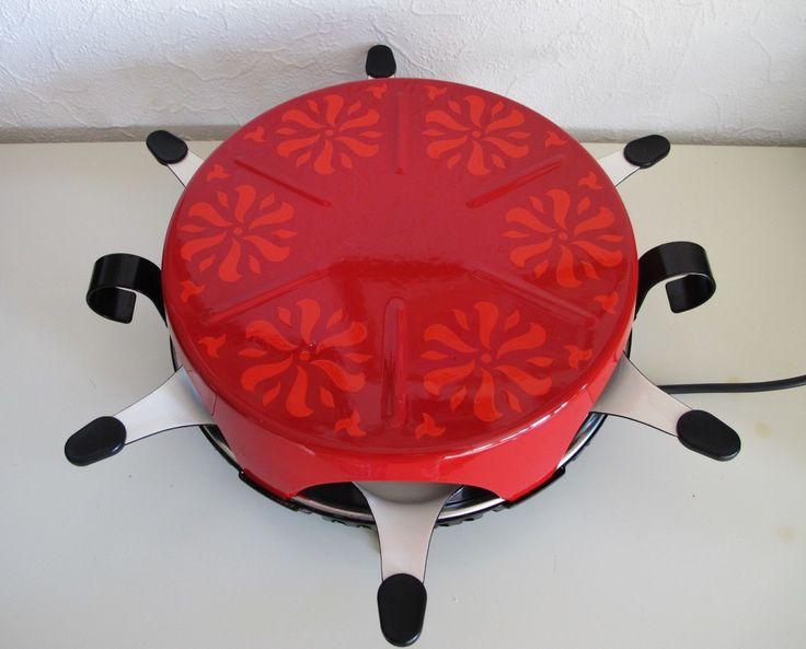 Stöckli Raclette Ofen