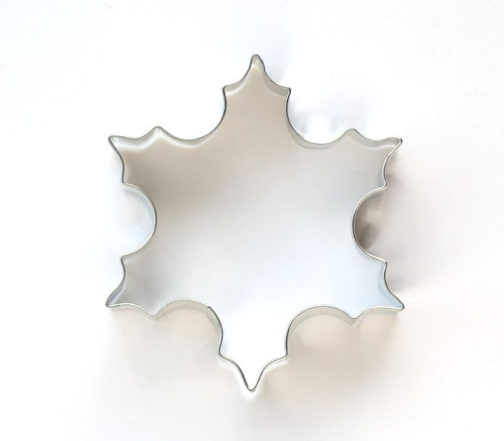 Snowflake Cookie Cutter - Winter
