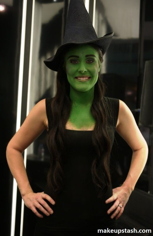MAC tutorial for Elphaba