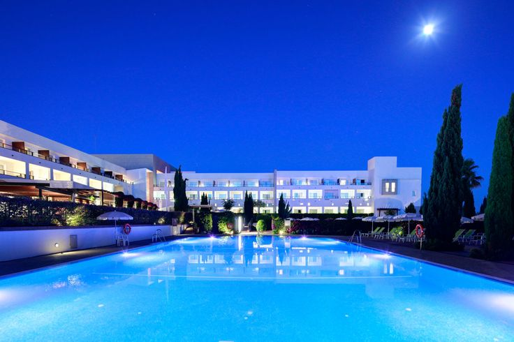 Piscina Hotel Fuerte Conil - Costa Luz | Pool | #Spain #holiday
