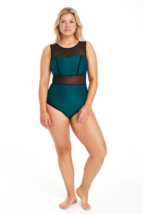 Swimsuit Sports Swimsuit Swimming Costume Active Swimwear