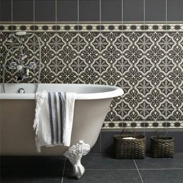 64 Best Patterned Tiles Sydney Images On Pinterest Room Tiles