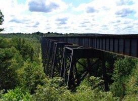 High Bridge Trail State Park - Farmville, VA