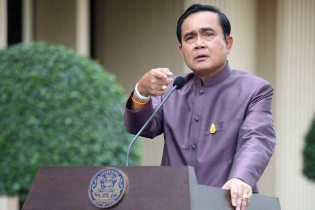 Prime Minister Prayut Chan-o-cha Says Elections in 2017 Regardless of the Referendum outcome