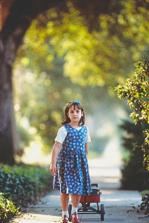 Matilda - love this movie!