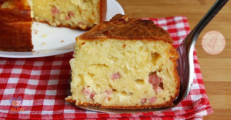 La torta 7 vasetti salata prosciutto formaggio una ricetta facile e gustosissima, morbida e perfetta per antipasti, aperitivi, da portare a lavoro o in gita