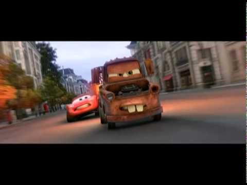 Brad Paisley & Robbie Williams - Collision of Worlds from Cars 2