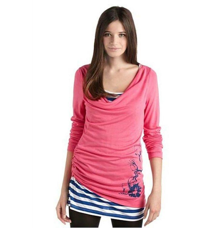 [Werbung] [Werbung] DAMEN Maui Wowie Shirt Rosa Lo…