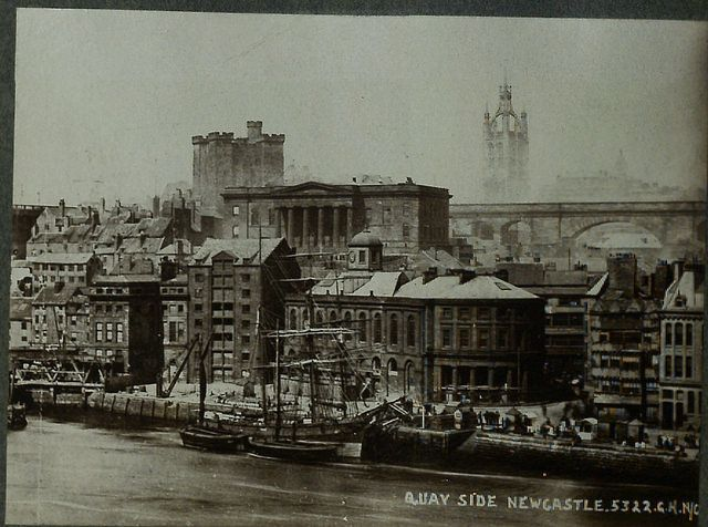 Quayside, Newcastle upon Tyne | by Newcastle Libraries